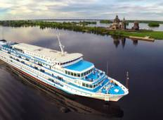 Russian Waterways 2019 - St. Petersburg to Moscow - River Cruise - MS Rachmaninoff Tour