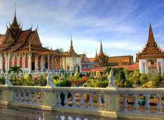 Cambodia Family Tour from Phnom Penh to Sihanoukville, Takeo, Kampot Tour