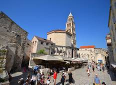 Dalmatia walking tour, self guided tour Tour