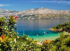 Hike and kayak along the Dalmatian coast - semi supported Tour