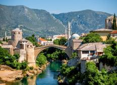 Best of Croatia, Bosnia and Serbia Tour