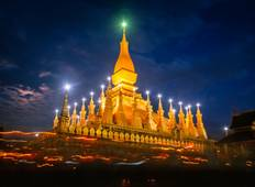 Laos Tour Of Highlights from Vientiane via Xieng Khouang to Luang Prabang Tour