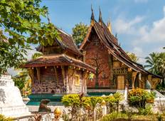 Laos Family Holiday from Vientiane to Luang NamTha, Muangsing, Luangprabang Tour