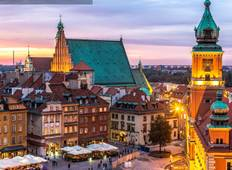 Pilgrimage to Poland Summer 2020 (End Krakow, 8 Days) Tour