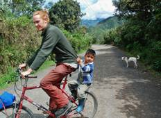 Ecuador Biking Spirit Tour  Tour
