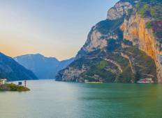 Yangtze River Cruise from Yichang to Chongqing Upstream in 5 Days 4 Nights Tour