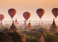 The Golden Lands - Myanmar, Thailand & Vietnam 16 Days ( Hanoi/Halong Bay/ Bagan/ Bangkok/Phuket)  Tour