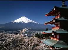 Discover Japan 7 Days_ Airport Service included Tour