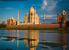 India\'s Golden Triangle with Varanasi and Nepal Tour