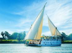 Discovering the Nile abroad a Dahabeya Tour