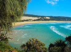East Coast Islands & Rainforest (from Sydney to Great Barrier Reef - Tropical North) Tour