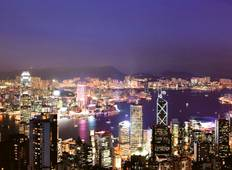 Hong Kong & Macau 5 Day_Airport service included Tour