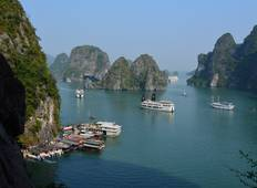Amazing Vietnam Super Save Package  Tour