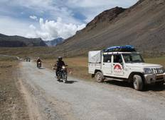 Motorcycle Indian Himalaya: Kinnaur, Spiti to Ladakh Tour