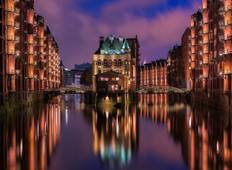 Cruise on the Elbe River from Berlin to Hamburg Tour