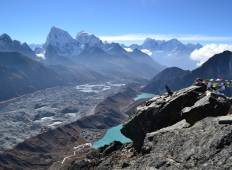 Everest Base Camp & Gokyo Valley Tour