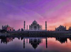 Royal Rajputana: Rajasthan Tour with Taj Mahal Tour