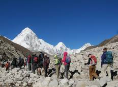 Journey to Everest Base Camp - 16 days Tour