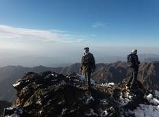 Trekking in Jebel Toubkal morocco  8 days    Tour