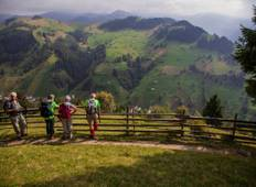 Walk in the Carpathian Mountains Self Guided Tour
