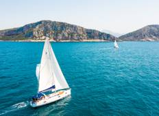 Med Sailing in Croatia (from Split to Dubrovnik) Tour