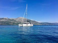 Med Sailing in Greece Tour