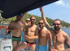 Pride Sailing in Greece (Mykonos) Tour