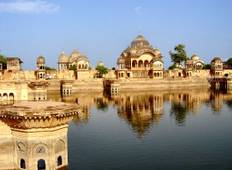 6 Days Golden Triangle Tour with Mathura Vrindavan Tour