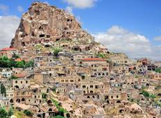 Zoom in Cappadocia (escorted with 2 flights) Tour