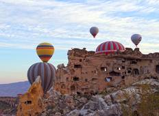 Zoom in Cappadocia (including 2 flights) Tour