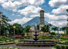 Costa Rica Coast to Coast Ride (9 destinations) Tour