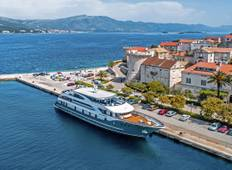 Cruise for the Southern Adriatic Pearls (MB Solaris) Tour