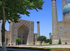 Bezaubernde Usbekistan Tour - Private Tour Rundreise