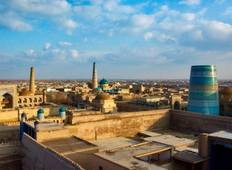 Ancient Cities Tour to Uzbekistan - Private Tour Tour
