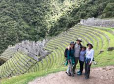 Short Inca Trail to Machu Picchu  Tour
