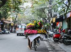 Hanoi Easy Getaway Package Tour
