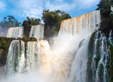 Iguazú & Salta or Viceversa - 6 days  Tour