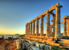 7 Day Historical Athens - Cyclades All Inclusive Boutique Cruise Tour