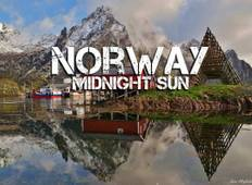 "The ""Midnight Sun\"" sailing trip in Norway Tour"