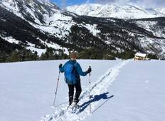 Guided snowshoeing holidays in the Catalan Pyrenees Tour