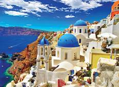 7 Day Athens to Cyclades All Inclusive Romantic Boutique Cruise Tour