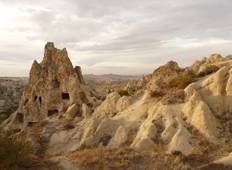 3 Days-Cappadocia Tour from/to Istanbul Tour