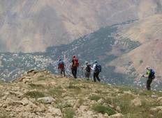 Mt. Damavand trekking tour Tour