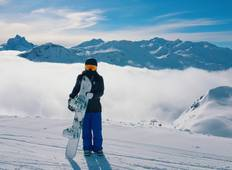 Private Skiing trip in the authentic village of Saint-Véran Tour