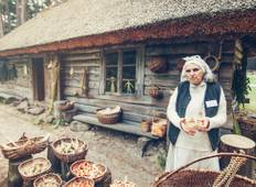 Lithuania Traditional Crafts Weekend Break 5 Days Tour