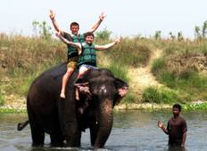 Chitwan Jungle Safari - 3 Days Tour