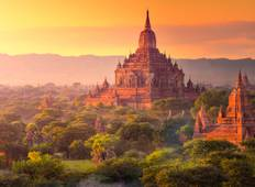Wonders of the Irrawaddy and the Mekong (2018) Tour
