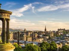 Edinburgh, the Highlands and Islands - with Porterage (2019) Tour