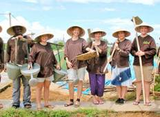 Hill Tribes, Halong Bay & Beyond - 13 days Tour