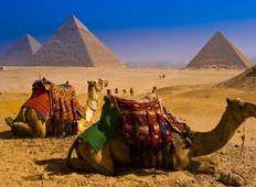 Cairo Visit & Nile Cruise Package from Luxor to Aswan 6 days 5 Nights Tour